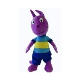 Backyardigans Austin Chico Sonajero Original Nickelodeon