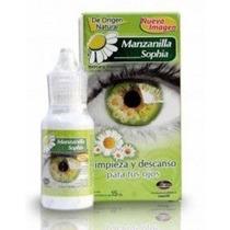 Gotas Manzanilla Sophia Manzanilla Herbario De Ojos (15 Ml)