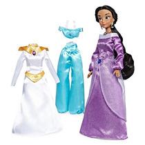 Set Especial De La Princesa Jasmine Delux Guardarropa Disney
