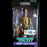 Marvel Legends Groot Evolution Guardians Of The Galaxy Excl