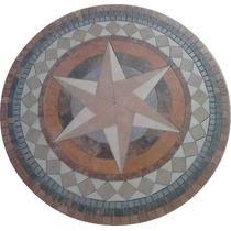 Roseton Porcelanato Estrella (guardas, Mallas, Piso, Pared)