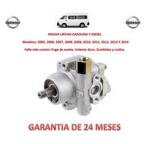 Bomba Licuadora Direccion Hidraulica P/caja Nissan Urvan