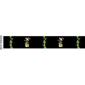 Adesivo Faixa Ben 10 Relógio Omnitrix Quarto Menino Bdfx8009