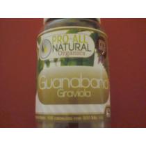 Guanabana Capsulas Hoja Pulveriada Pura Organica