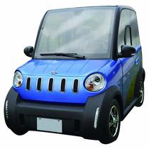 Auto Electrico Jiayuan City Spirit 2017 Nuevo Azul