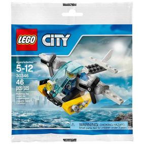 Lego 30346 - Prison Island Helicopter - Lego City