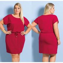 Vestidos Curtos Femininos Plus Size Tamanhos Especiais