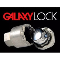 Galaxy Lock Birlos Y Tuercas Seguridad ¡envío Dhl Gratis!