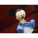 Bonecos Mickey Baby 3d Em Eva