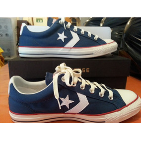 Zapatillas Converse All Star Player Nautical Blue Argentina.
