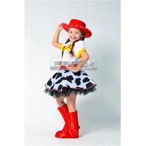 Disfraz Estilo Vaquerita Jessy Toy Story