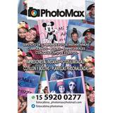 Alquiler De Fotocabinas Photomax