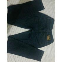 Calça Jeans Fem Lado Avesso
