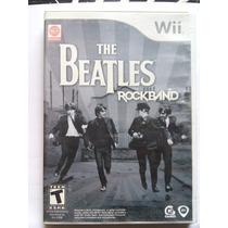 Rock Band The Beatles Wii Nintendo Trqs U