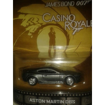 Miniatura Aston Martin Dbs Filme 007 James Bond