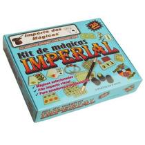 Kit De Mágicas Imperial - 26 Mágicas - Truques Pegadinhas