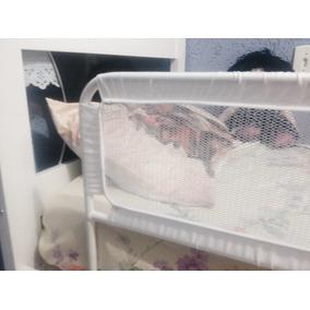Grade De Cama Infantil Branco Super Luxo