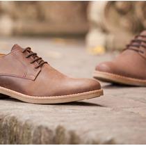 Zapato Hombre Cuero Marsanto, Be Yourself Local