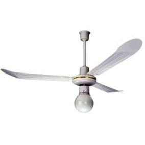 Ventilador De Techo 3 Paletas Con Luz 142 Cm