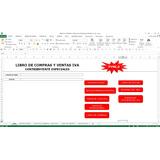 Libros De Compras Y Ventas Iva Especiales,en Excel