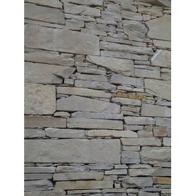 Piedra Murete Zapala Revesitmiento Pared Int/ext