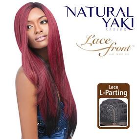 Peruca Front Lace Wig Yaki 24 L Part - Outre Jachair