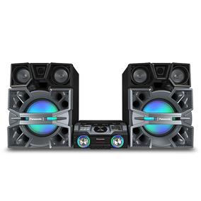 Mini System Panasonic 3300w Rms Sc-max8000lb
