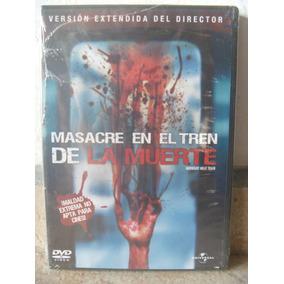 Masacre En El Tren De La Muerte En Dvd