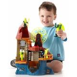 Imaginext Castillo Torre Del Mago Fisher Price Envio Gratis