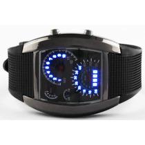 Reloj Aviador Velocímetro Watch