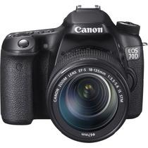 Canon 70d 18-135mm Stm. Nuevas. En Stock 24mil Cont Efect !!