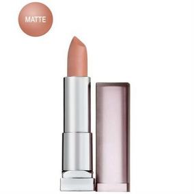 Batom Matte Maybelline Color Sensation 211 Fique Nude