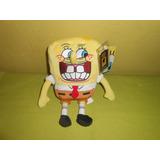 Peluche Bob Esponja Original Nickelodeon 22 Cms