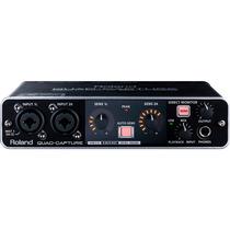 Interface De Audio Usb Roland Quad Capture Ua55
