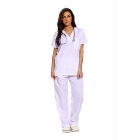 Conjunto Uniforme Medico O Enfermera Varios Colores