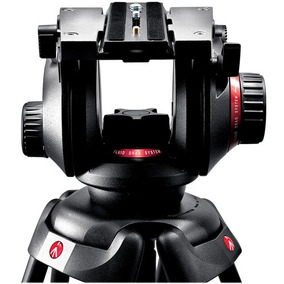 504hd Head Fluid Video Head Panoramic 360° Manfrotto