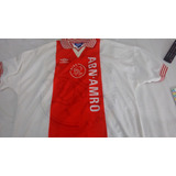 Camisa Oficial Ajax 1995 Importada