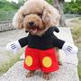 Disfraz Para Perro Disfraces Nacoco Ropa Para Mascotas Traj