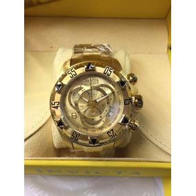 Relógio Invicta Reserve Excursion 6471-6469 Original Caixa