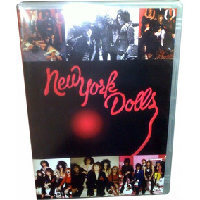 Dvd New York Dolls Ao Vivo Live 1974 2006 + Johnny Thunders