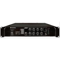 Radson 6500m Usb Amplificador 650 Watts 70v 100v