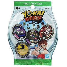 Yo-kai Watch - Medalhas Surpresa B5944