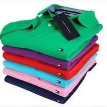 Camisa Camiseta Polo T Hilfiger Masculina Frete Grátis
