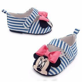 Zapatos Para Bebé Minnie Mouse 11 Cm Disney Store