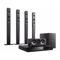 Home Theater Philips 1000 Watts Rms 5.1 Bluetooth - Htd5580