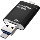 Pendrive Iphone 64gb I Flash Drive Usb 3.0 Evo Plus