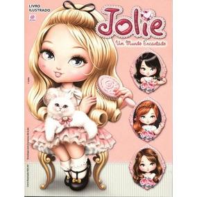 Album Jolie - Um Mundo Encantado Completo Para Colar