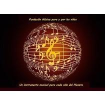 Rifa Para Comprar Instrumentos Musicales A Niños Carenciados