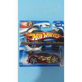 Hot Wheels Ferrari Tooned Lacrado Na Cartela. Escala 1.64.