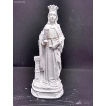 Imagens Religiosas Em Gesso *umbanda (santa Barbara 20cm)